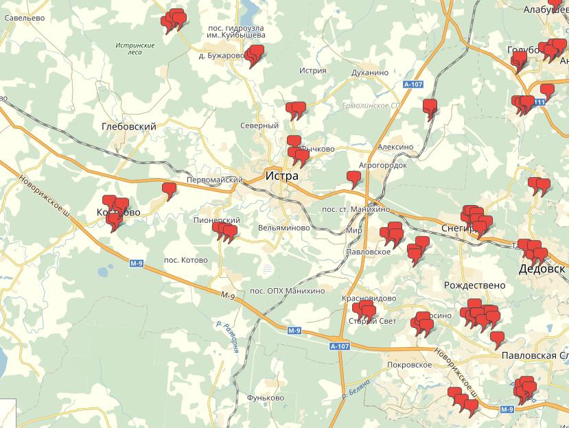 Цены на бурение скважин в Иcтре